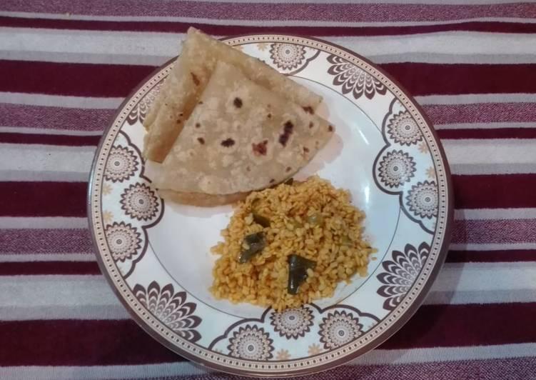 Breakfast Special Daal Maash