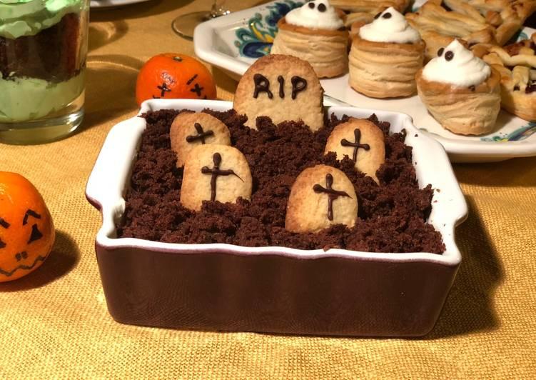 Ricetta Cimitero Dolce