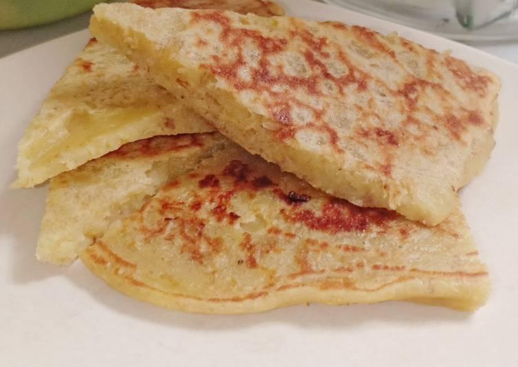 Resep Pancake Pisang Bikin Laper