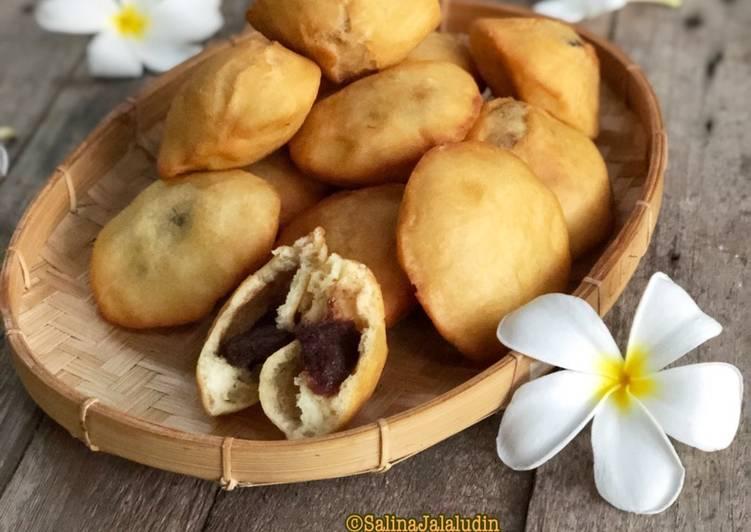 Donut Kacang Merah