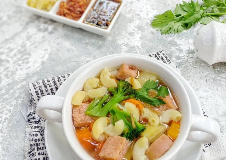 Sup Luncheon
