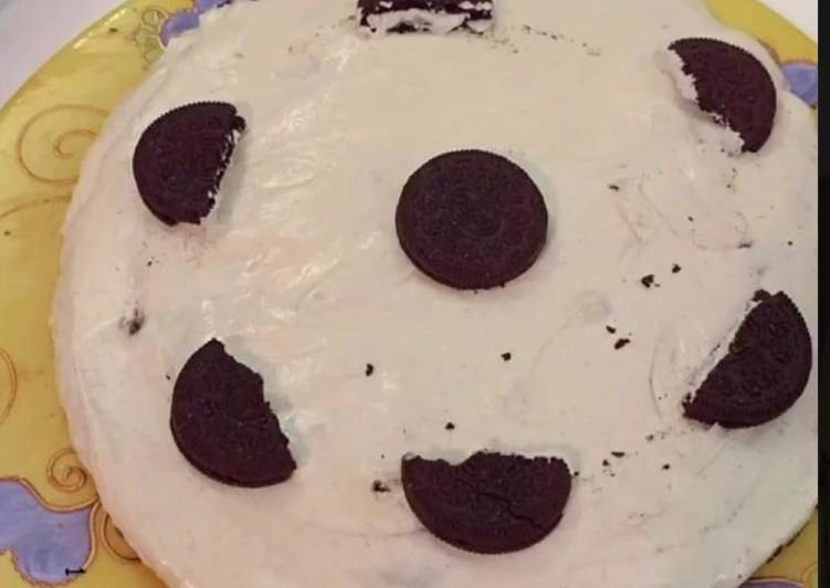 Recette Délicieux Cheesecake Oreo