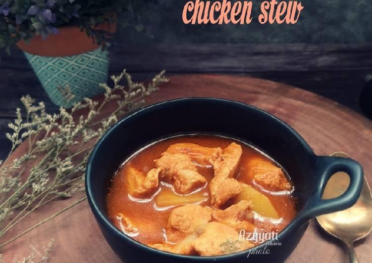 Dakdoritang korean chicken stew #PinkBoxCereal #cook4shaf2
