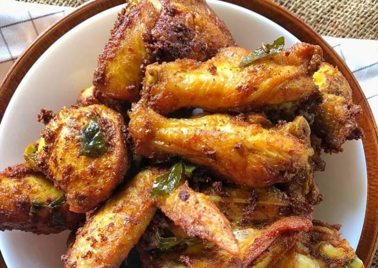 Ayam Goreng Crispy ❤️