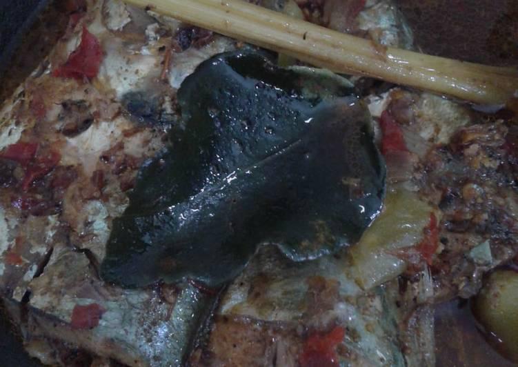 Resep Asam Padeh/Pindang Ikan Kembung, Bisa Manjain Lidah
