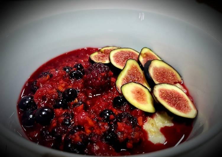 Easiest Way to Make Favorite Berry Porridge