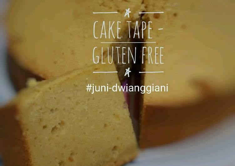 Cake Tape - Gluten Free