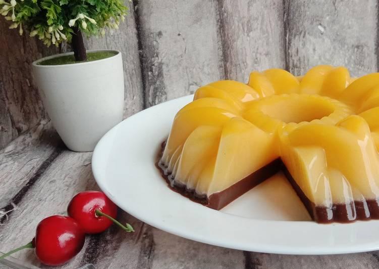 Pudding Labu Kuning