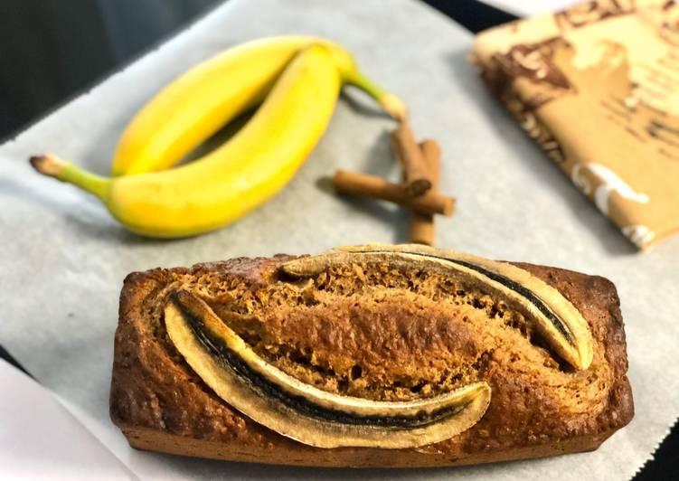 Cake à la banane (banana bead)