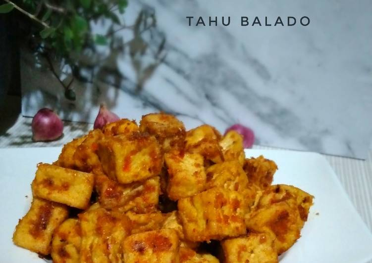 Tahu Balado