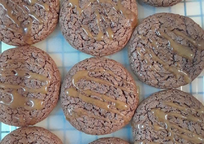 Brownie Bite Cookies