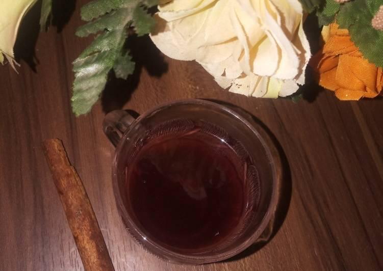 Rebusan Bunga Belimbing Wuluh (Herbal untuk mengobati Batuk)