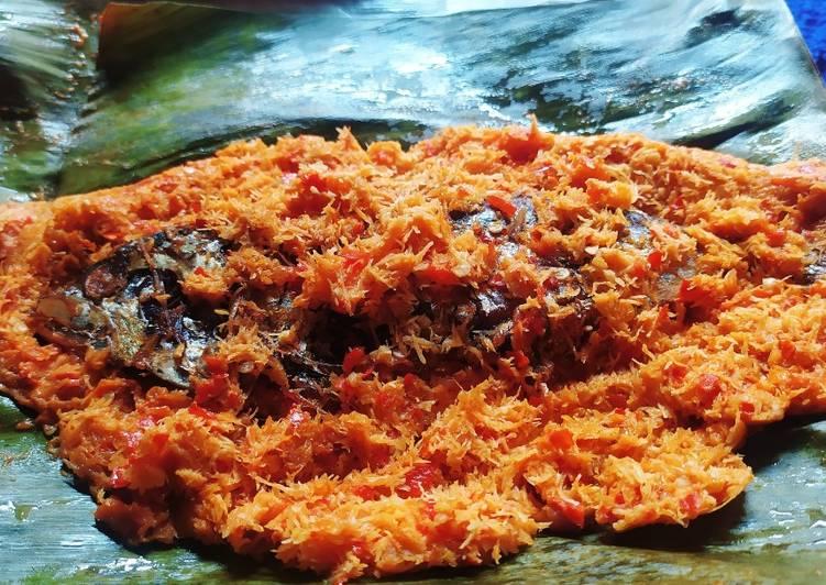 Cara Mudah Resep Ikan Asin Peda Merah Sempurna