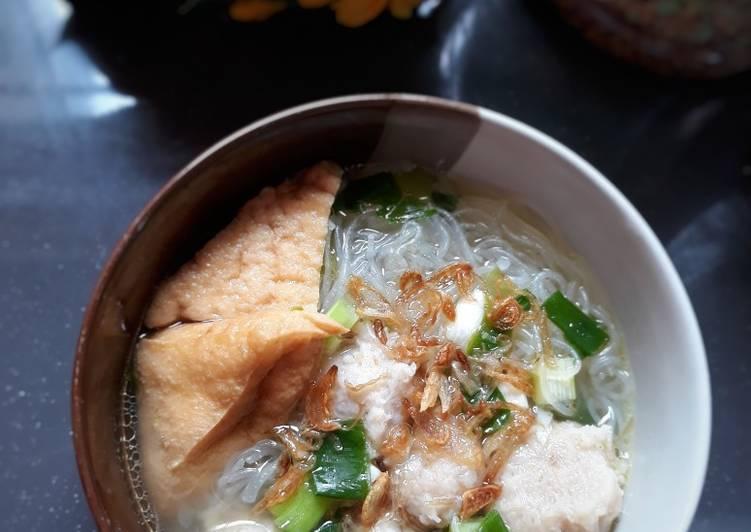 Cara Gampang Membuat Baso Ayam Kenyal yang Bikin Ngiler
