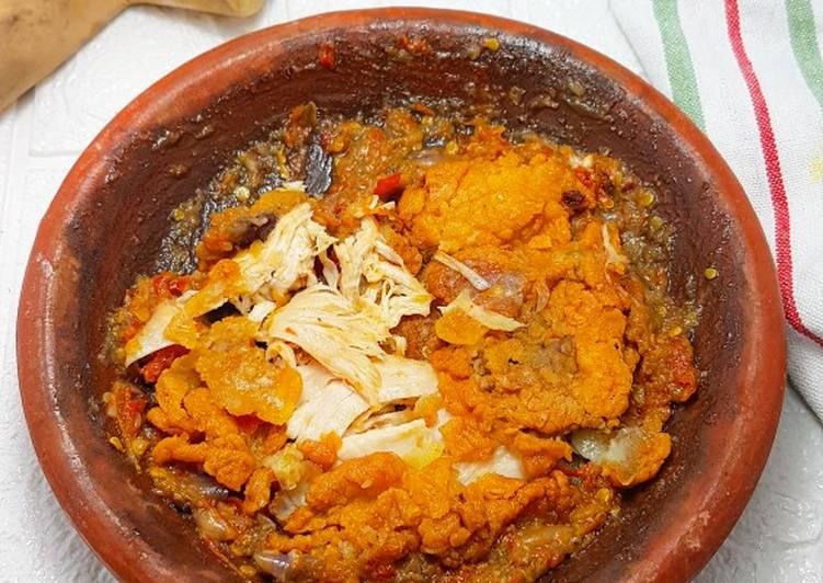 Resep Ayam geprek sambal bawang, Menggugah Selera