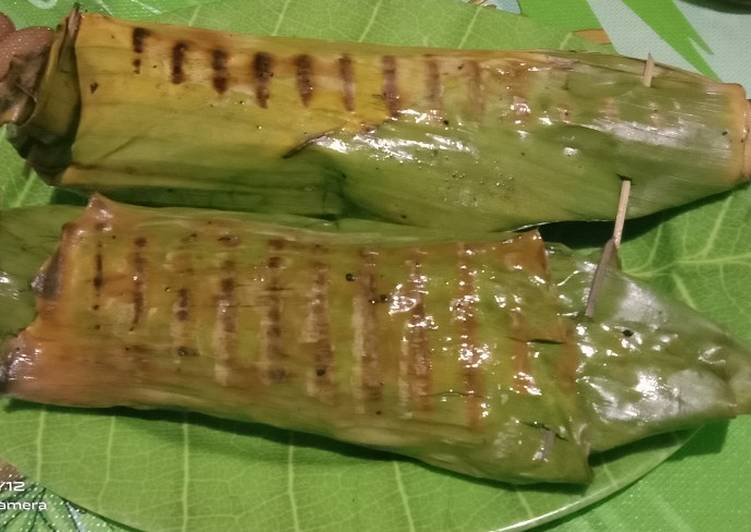 Nasi jagung bakar cumi dower - cookandrecipe.com