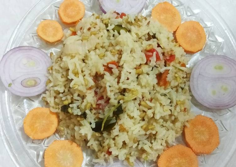 How to Make Perfect Fenugreek seeds khichdi