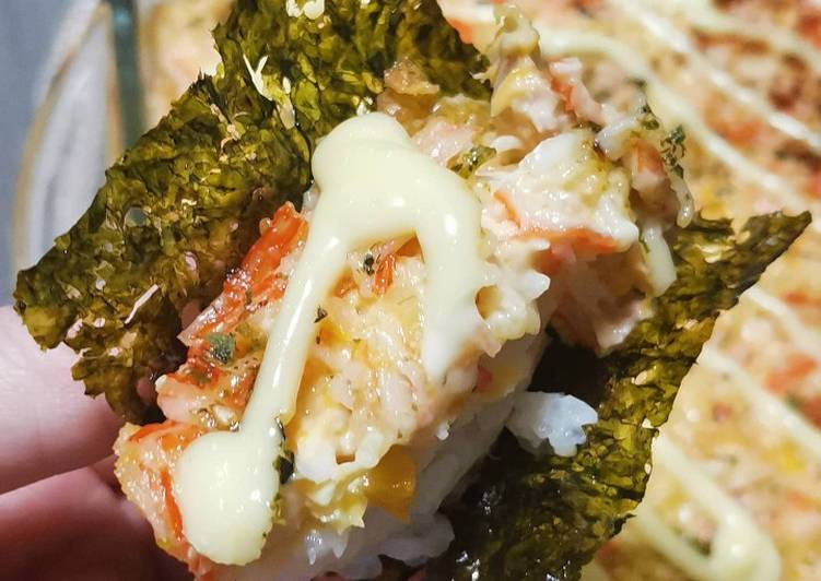 How to Cook Yummy Sushi Bake Paradise