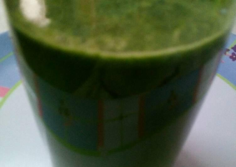 Mint sharbat