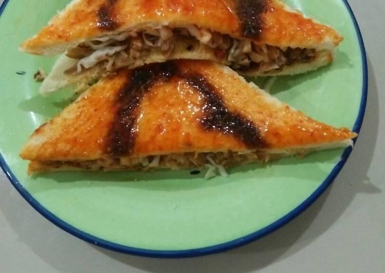 Sandwich Ayam Bakar