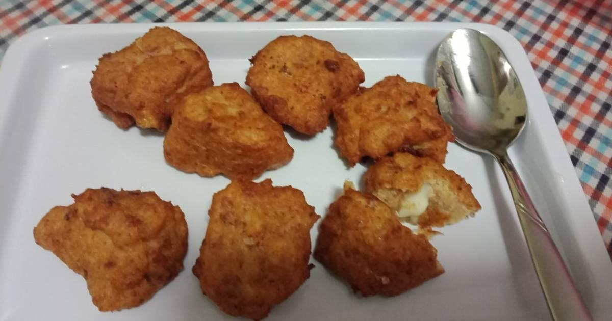 menu buka puasa irit perkedel kentang quick melt