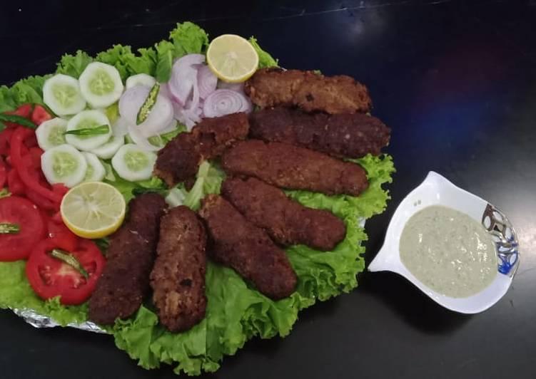 Top 100 Dinner Easy Homemade Kakori kabab nawabs favorite