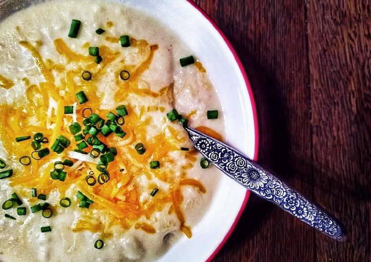 Country Style Potato Soup