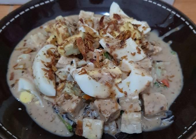 Salad Sehat Kaya Protein & Serat