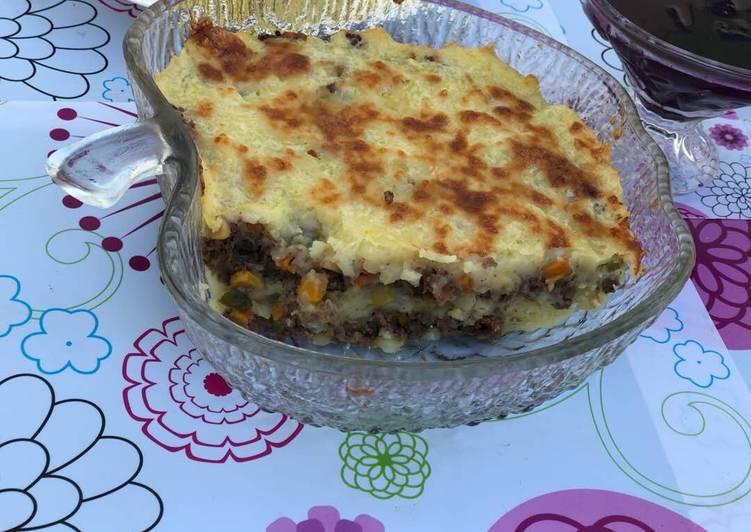 Easiest Way to Cook Perfect Shepherds pie