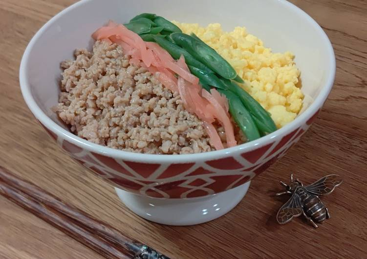 Easiest Way to Make Super Quick Homemade ★Soboro-Don★