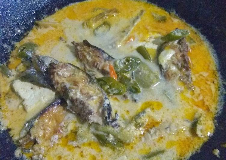 Mangut Ikan Manyung