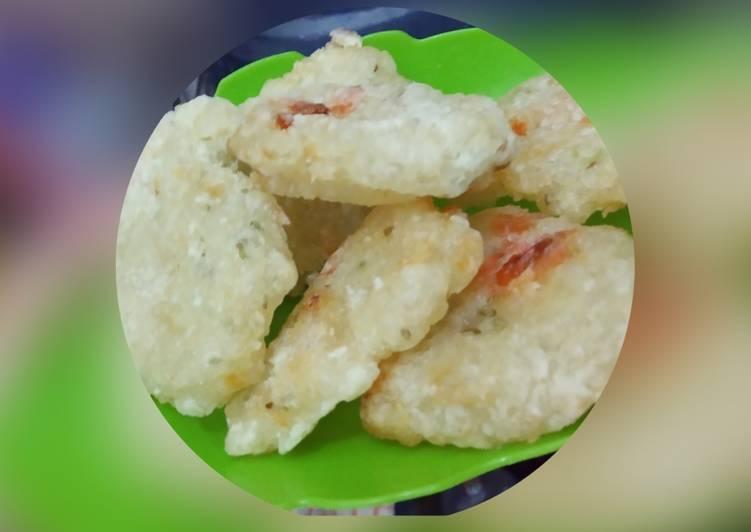 Resep Cireng Nasi Keju Lezat