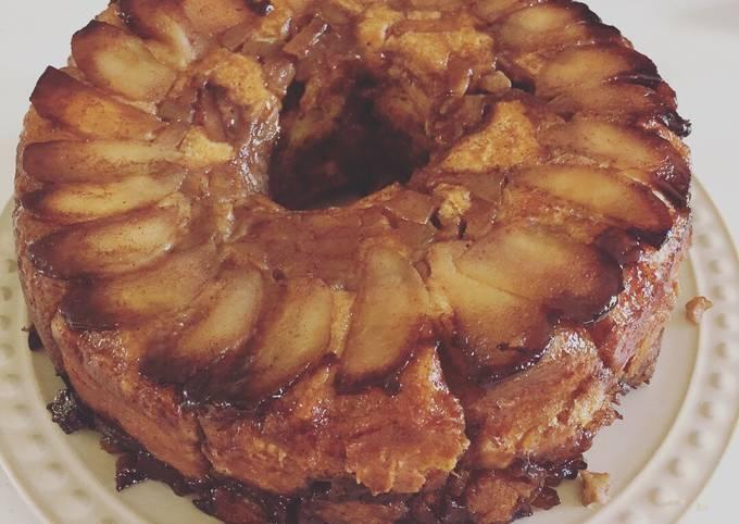 How to Prepare Delicious Apple Spice Bread Cake