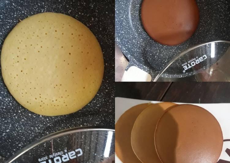 Pancake ala emak Nizam