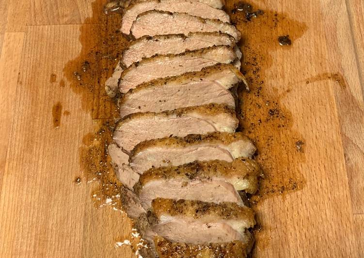 Learn How to Boost Your Mood with Food Five-Spice duck breast