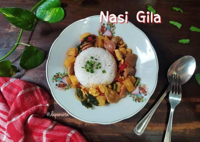 Nasi Gila