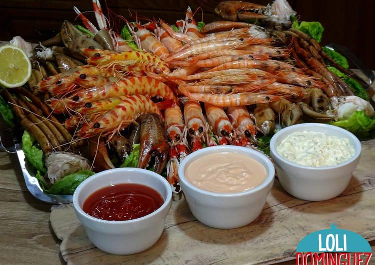 3 Salsas Ideales Para Pescado O Marisco Muy Fáciles Y