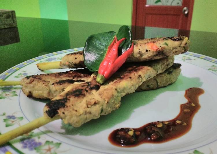 Sate Lilit Tuna khas Bali (Masterpiece Dapur👌)