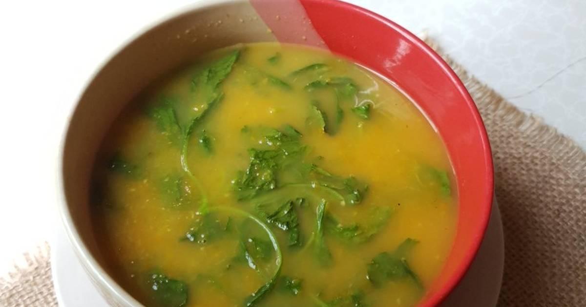 239 Resep Sup Bayam Wortel Enak Dan Sederhana Ala Rumahan Cookpad