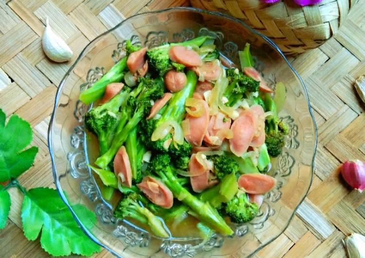 Ca Brokoli sosis