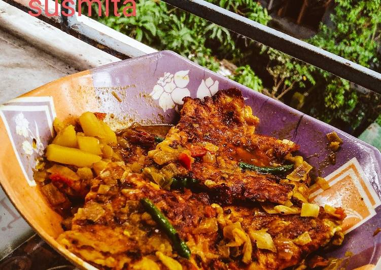 Omelette curry with potatoes, Some Foods That Are Good For Your Heart