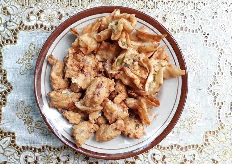 resep cara bikin Batagor Crispy Renyah ala abang2