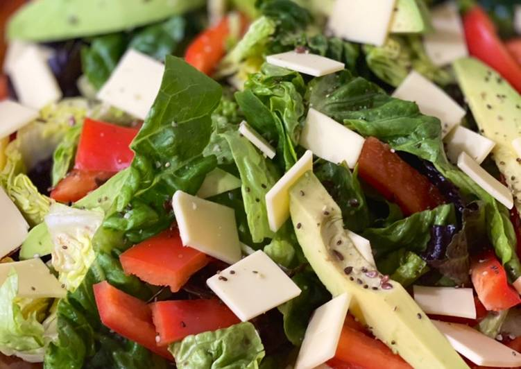 Protein/ Vitamin C Burst Salad