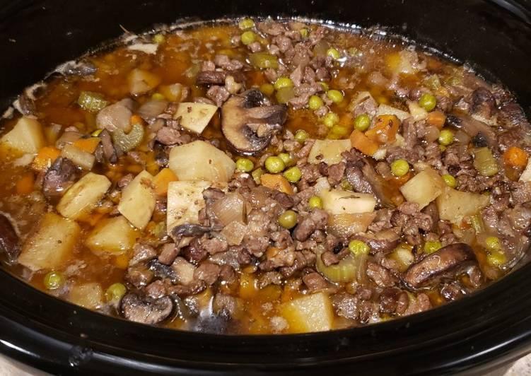Easiest Way to Make Tasty Ribeye Beef Stew