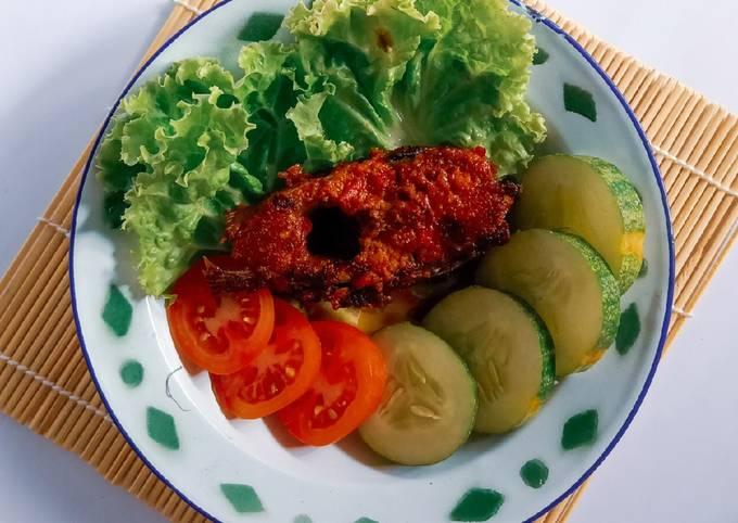 Resep Ikan Patin Bakar (Pake Teflon), Enak