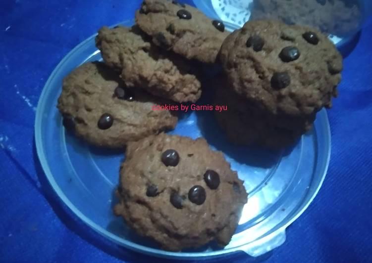 Cookies chocochips chocolatos