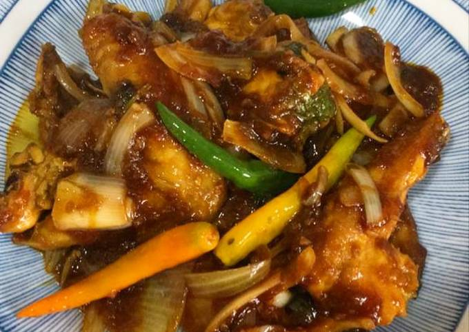 Ayam Masak Sos