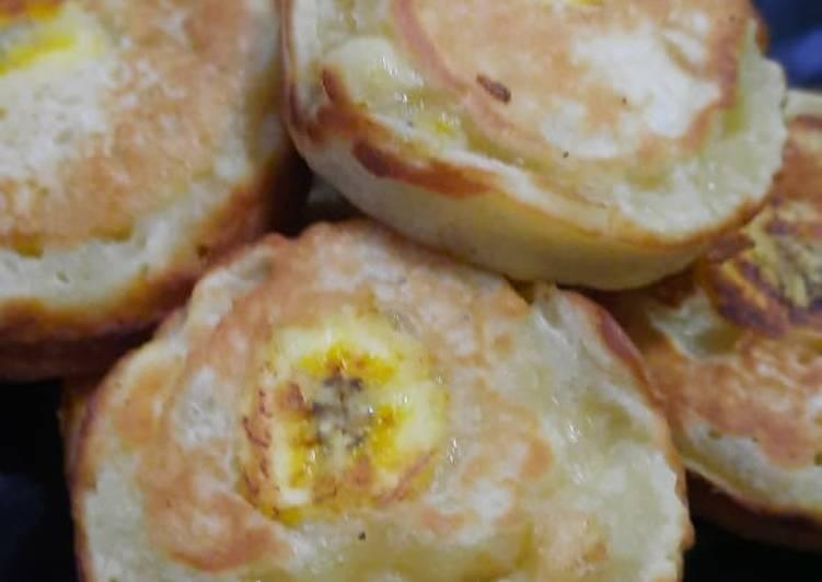 Roti Pisang Banjar