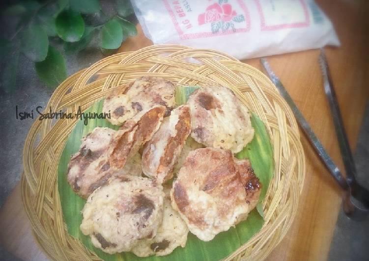 Resep Taraju Ubi Jalar Oleh Ismi Sabrina Ayunani Cookpad