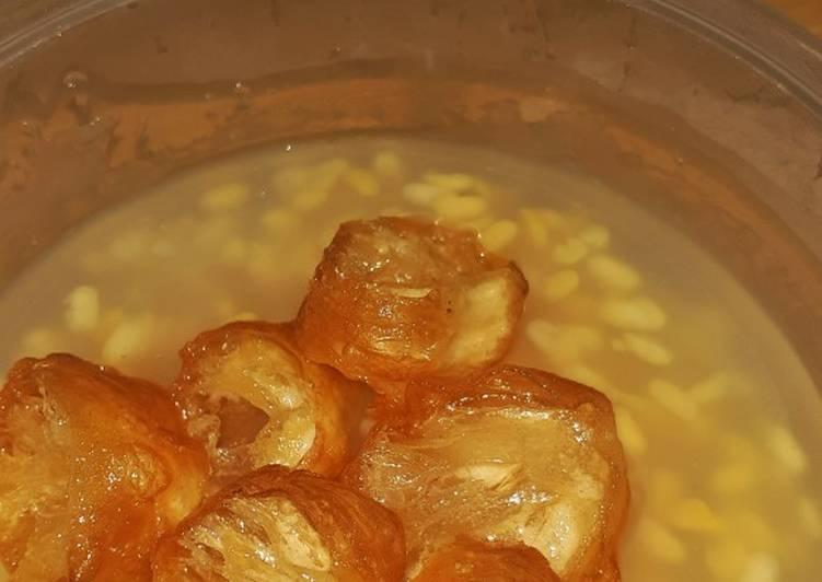 Lek Tau Suan / Bubur Kacang Kupas / Mung Bean Soup